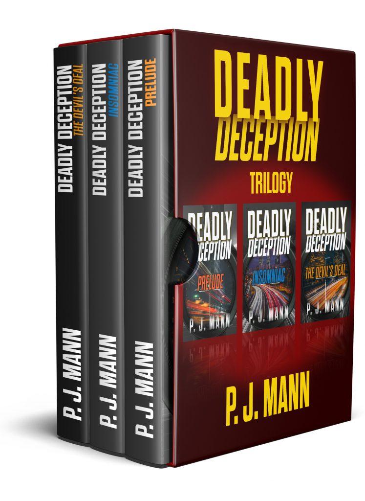 Deadly Deception trilogy Boxed set